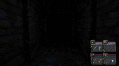 Legend of Grimrock 2 - Sudden Darkness