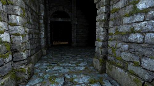 Legend of Grimrock 2 - Hidden button