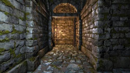 Legend of Grimrock 2 - Ladder
