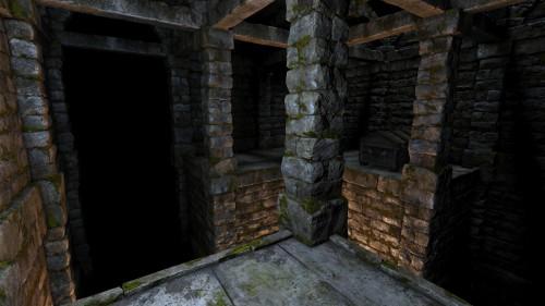 Legend of Grimrock 2 - Treasure chest