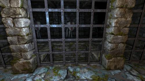 Legend of Grimrock 2 - Monster trap