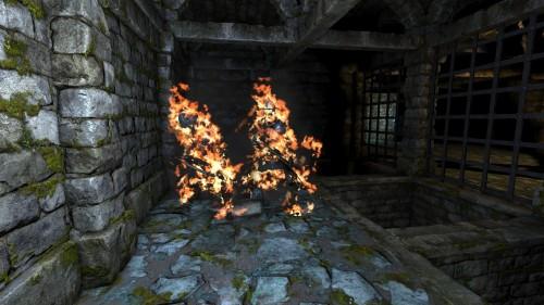 Legend of Grimrock 2 - Monster Room