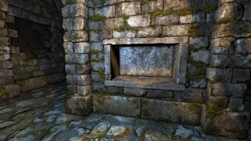 Legend of Grimrock 2 - Iron key