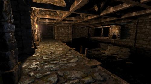 Legend of Grimrock 2 - Room below