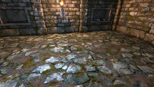 Legend of Grimrock 2 - Secret area
