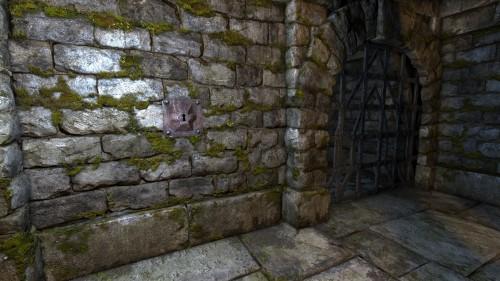 Legend of Grimrock 2 - Iron lock