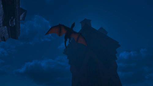 Legend of Grimrock 2 - Dragon