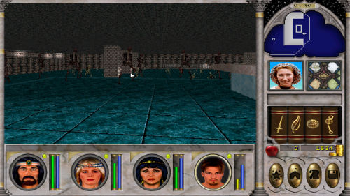 Might and Magic 6 - Altar trap