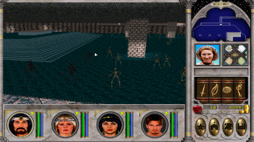 Might and Magic 6 - Shooting Gallery