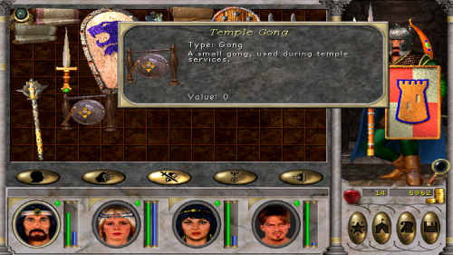Might and Magic 6 - The Gong