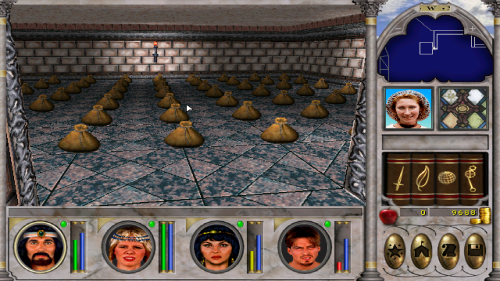 Might and Magic 6 - Gold Vault
