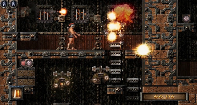 GODS Remastered – The Bitmap Brothers classic platformer overhauled gets a new trailer – The Retro Gaming Treasury